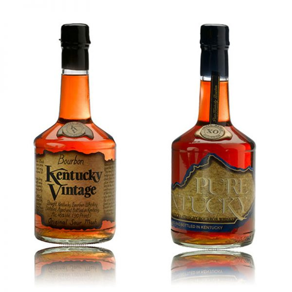 Pure Kentucky Versus Kentucky Vintage Bourbon 600x600