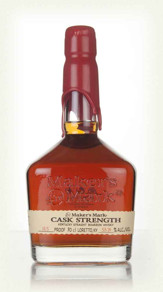 Makers Mark Cask Strength Whiskey