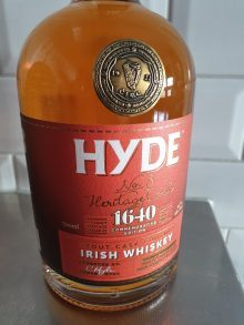 Hyde Whiskey Cask Stout Commemorative